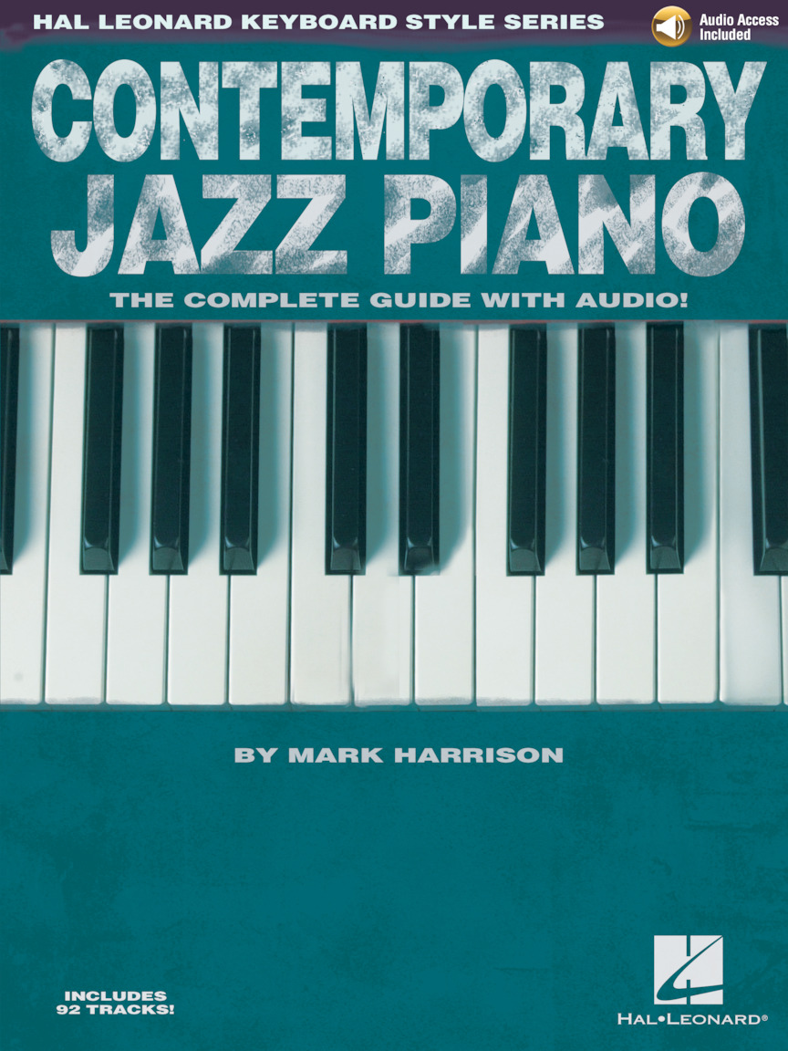 Product Cover for Contemporary Jazz Piano – The Complete Guide with Online Audio!