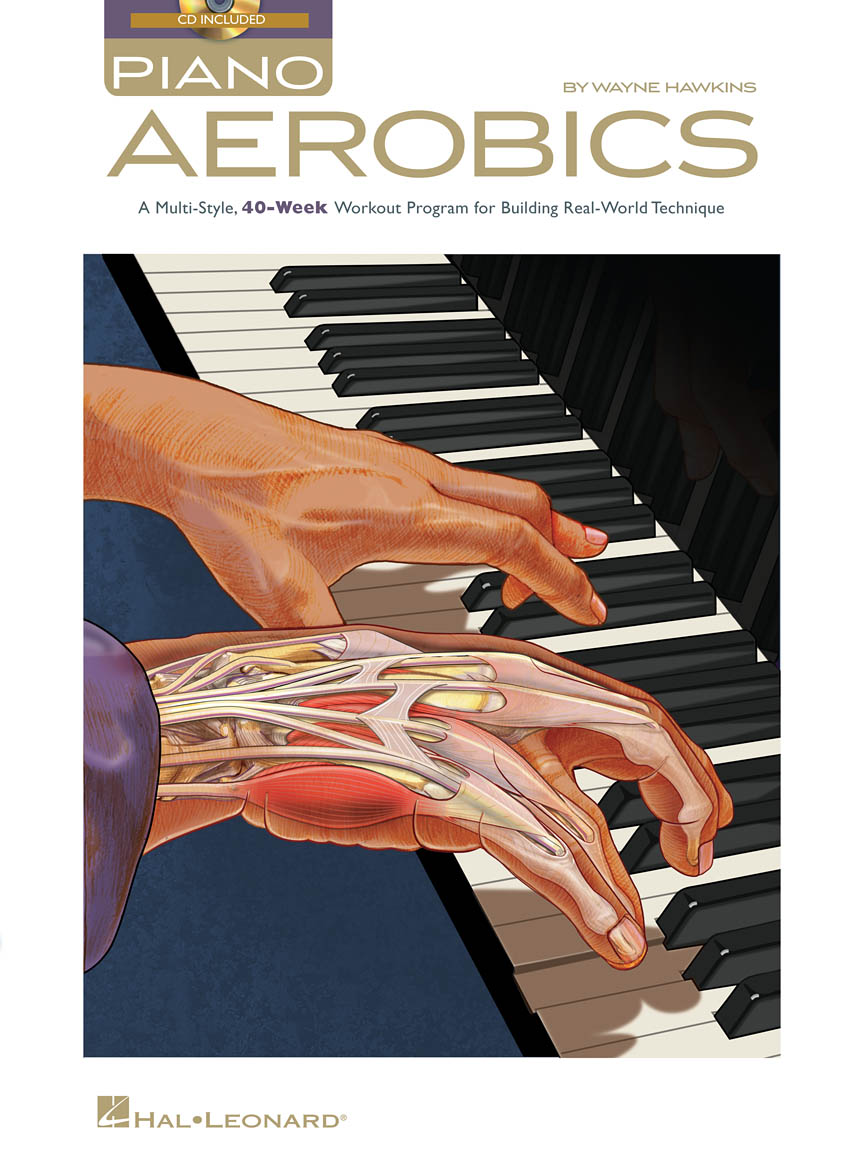Product Cover for Piano Aerobics