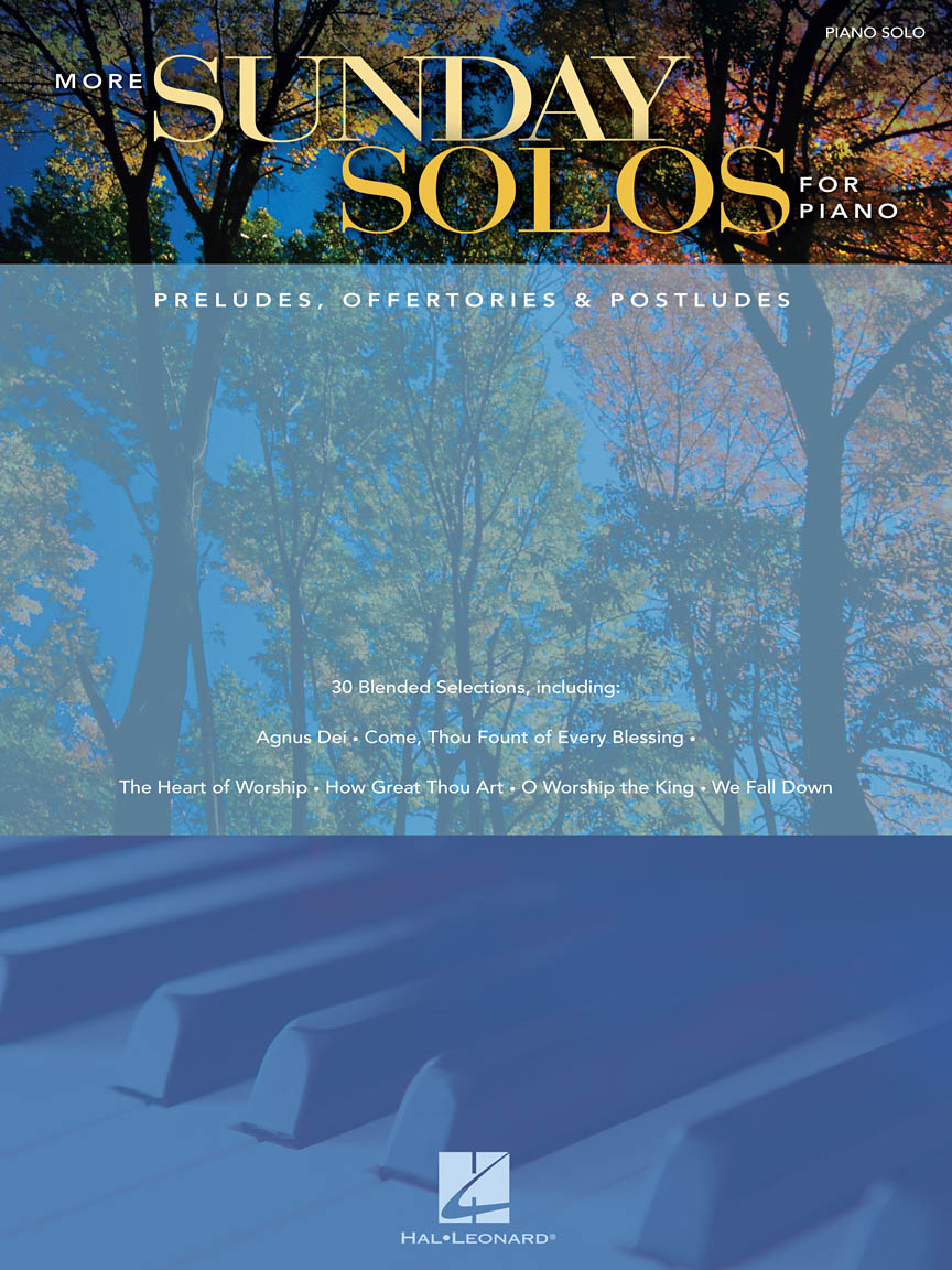 Product Cover for More Sunday Solos for Piano