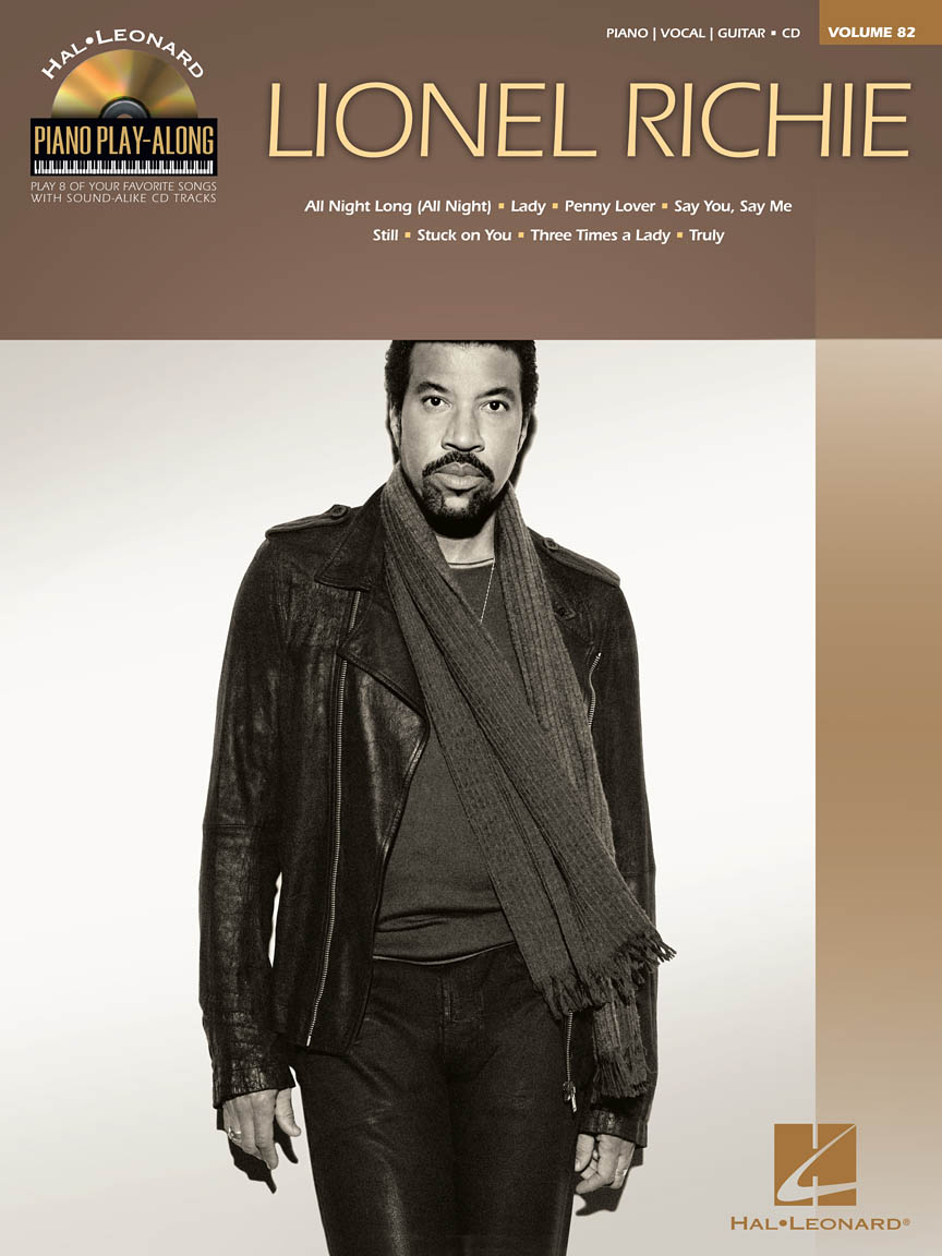 Product Cover for Lionel Richie