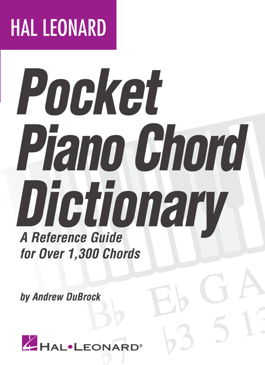 Product Cover for Hal Leonard Pocket Piano Chord Dictionary
