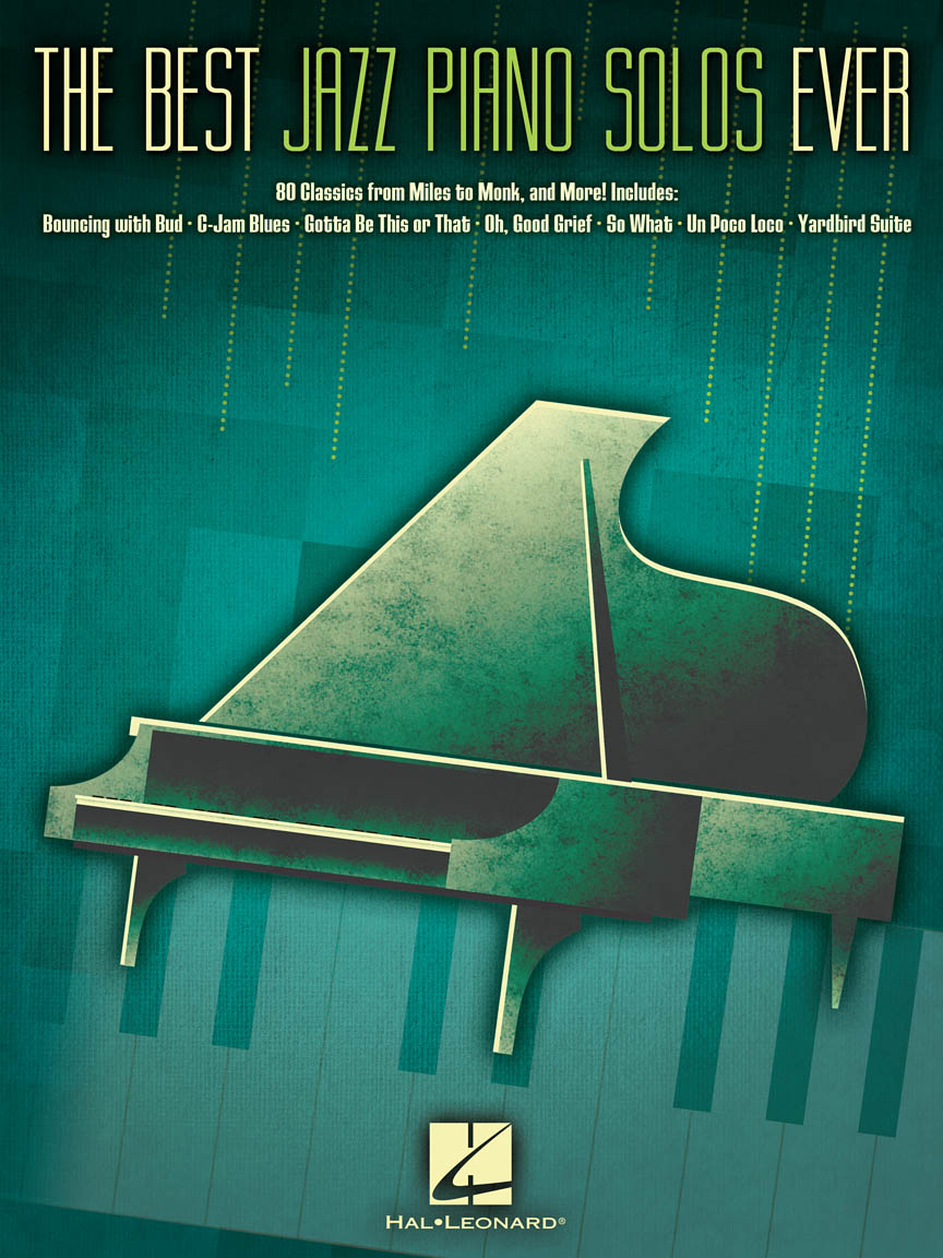 Product Cover for The Best Jazz Piano Solos Ever