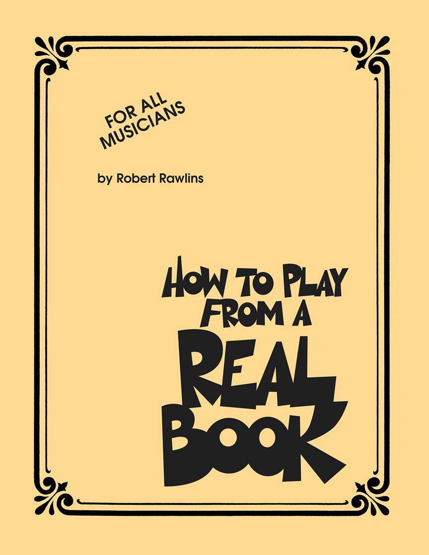 Product Cover for How to Play from a Real Book