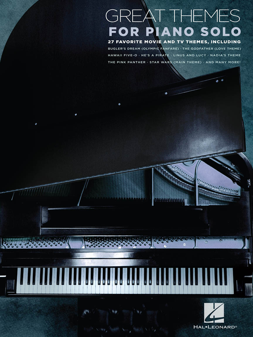Product Cover for Great Themes for Piano Solo