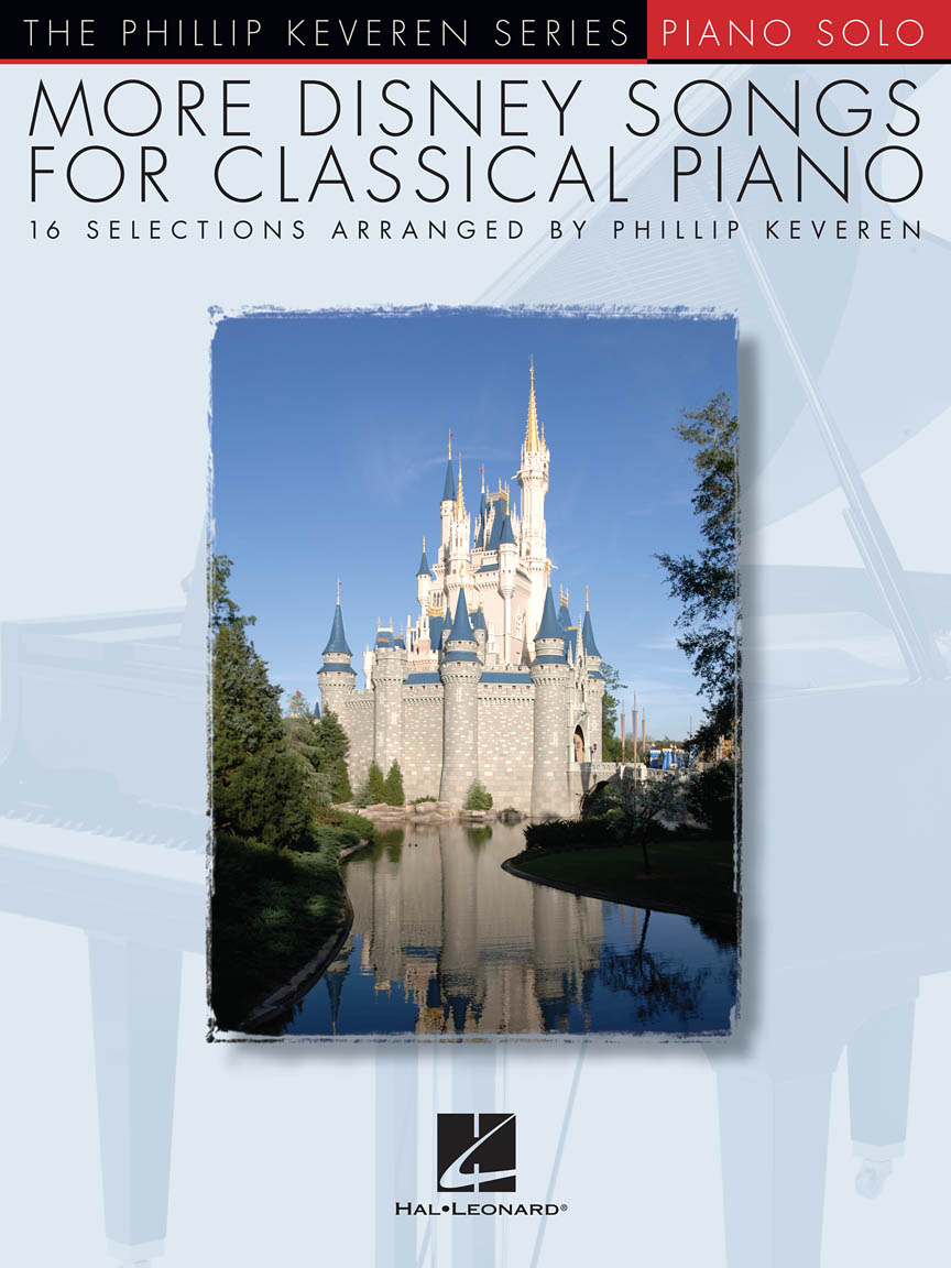 Product Cover for More Disney Songs for Classical Piano