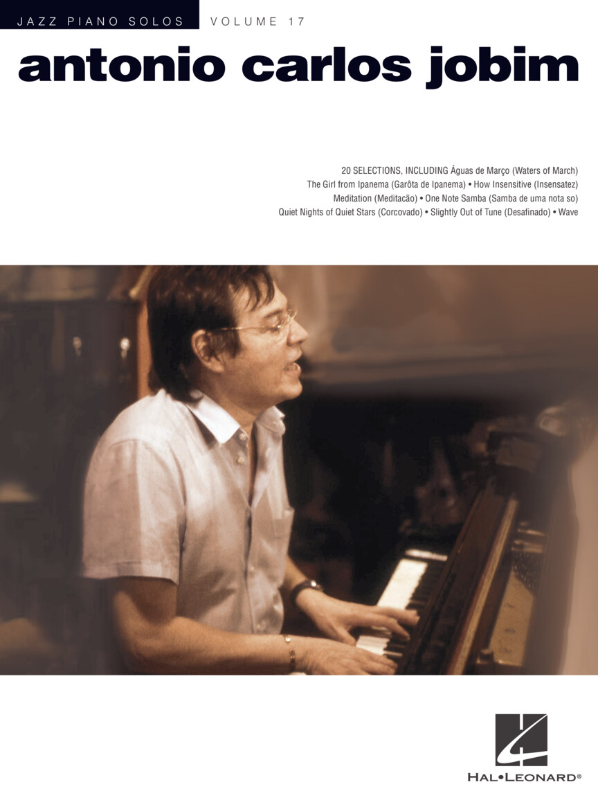 Product Cover for Antonio Carlos Jobim