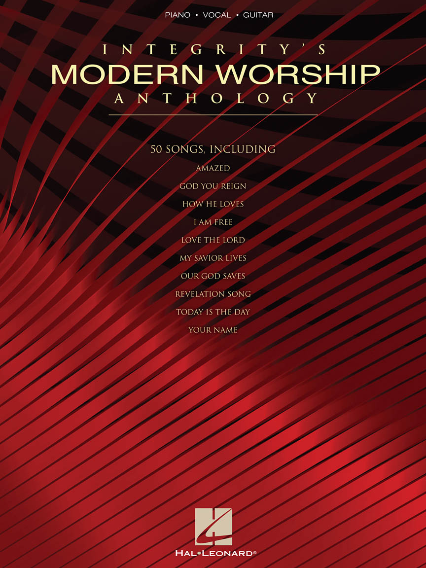 Product Cover for Integrity's Modern Worship Anthology
