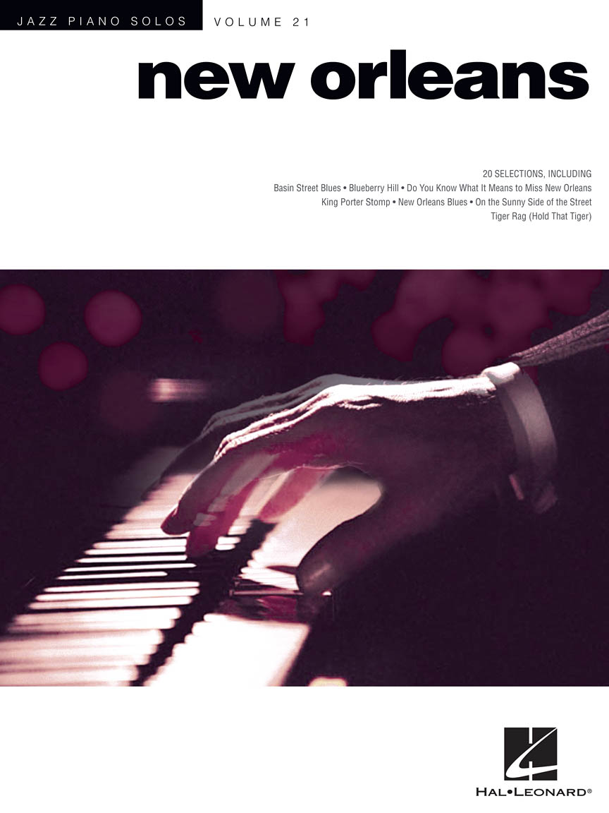 Product Cover for New Orleans Jazz Piano Solos