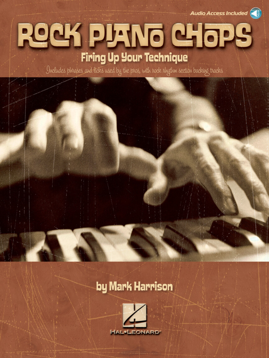 Product Cover for Rock Piano Chops