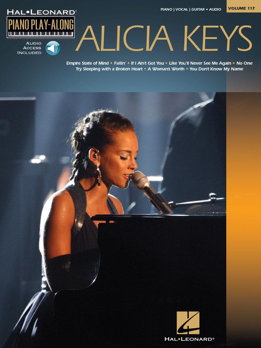 Alicia Keys If I Ain T Got You Audio Download alicia keys - piano play-along volume 117  hal leonard online