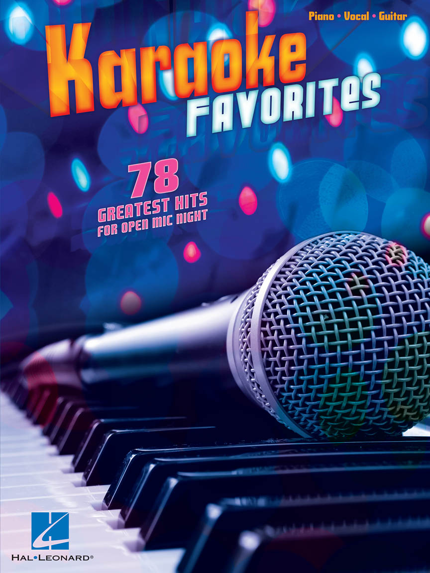 Product Cover for Karaoke Favorites