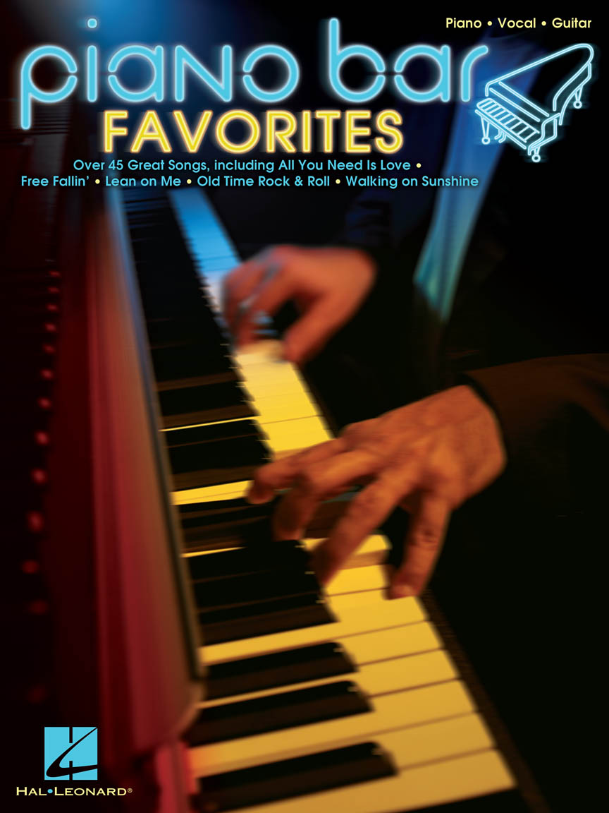 Product Cover for Piano Bar Favorites