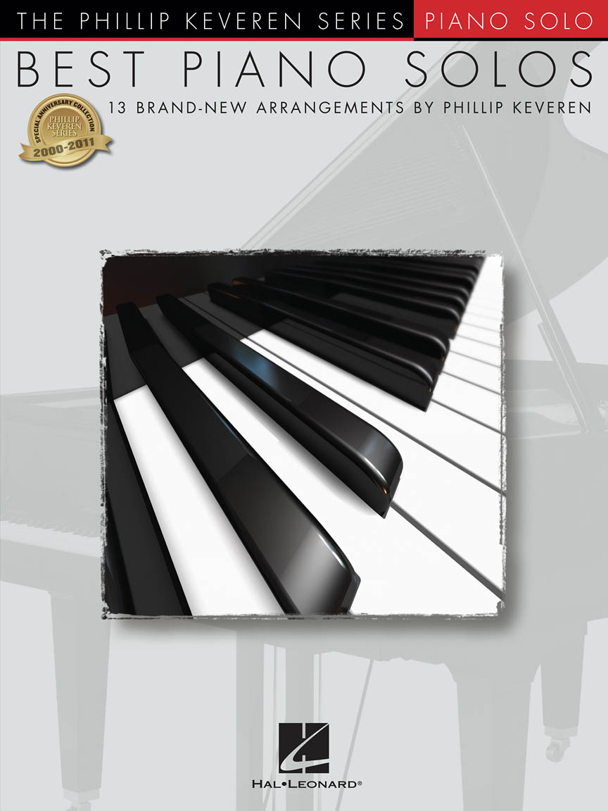 Product Cover for Best Piano Solos
