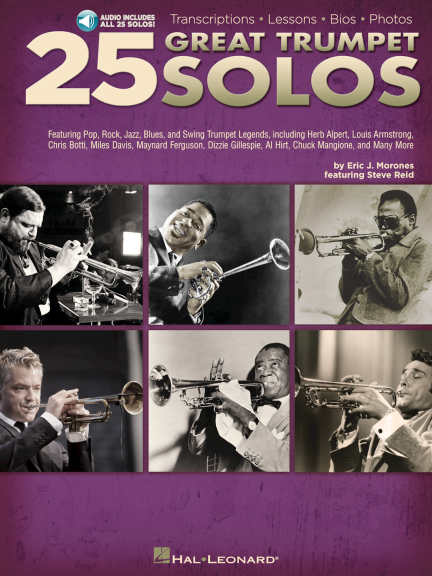Product Cover for 25 Great Trumpet Solos