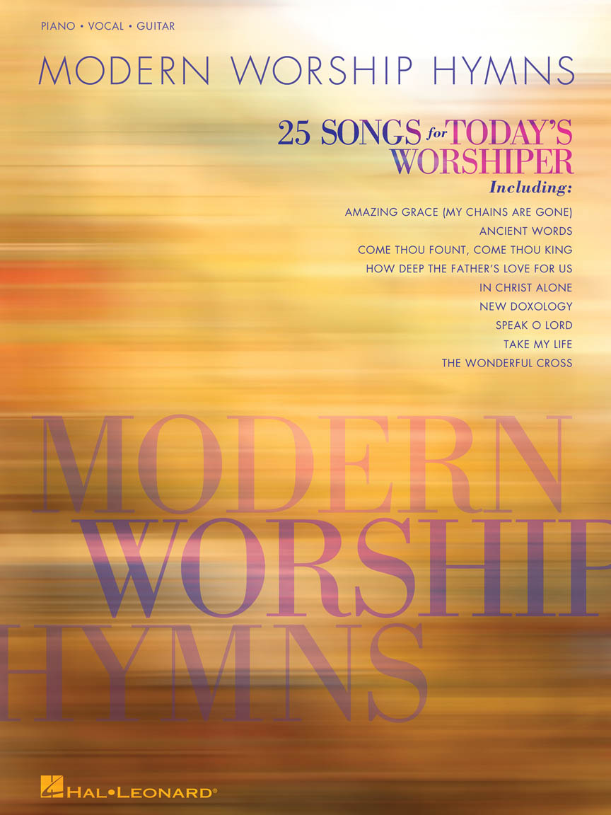 Product Cover for Modern Worship Hymns