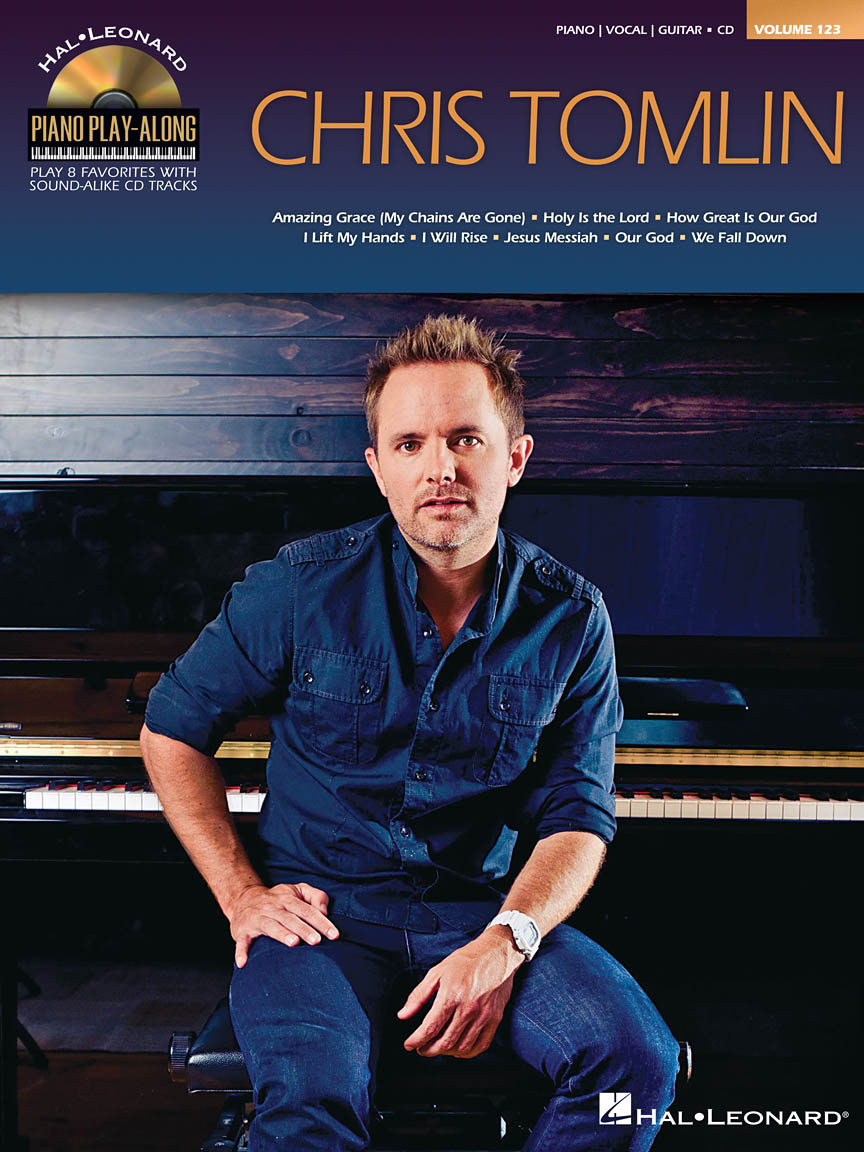 Product Cover for Chris Tomlin