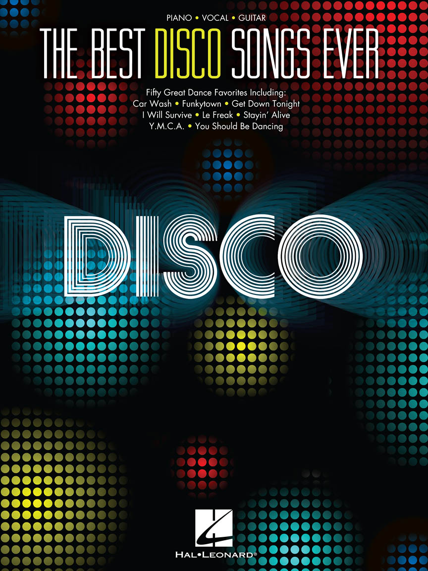 Product Cover for The Best Disco Songs Ever