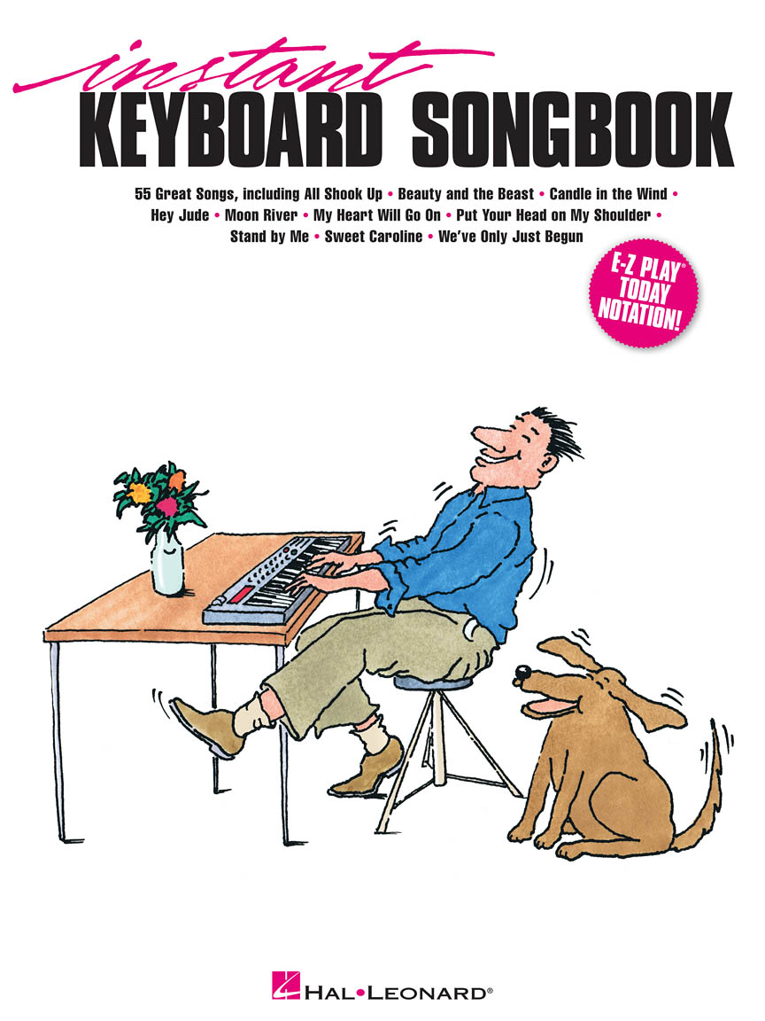 Product Cover for Instant Keyboard Songbook