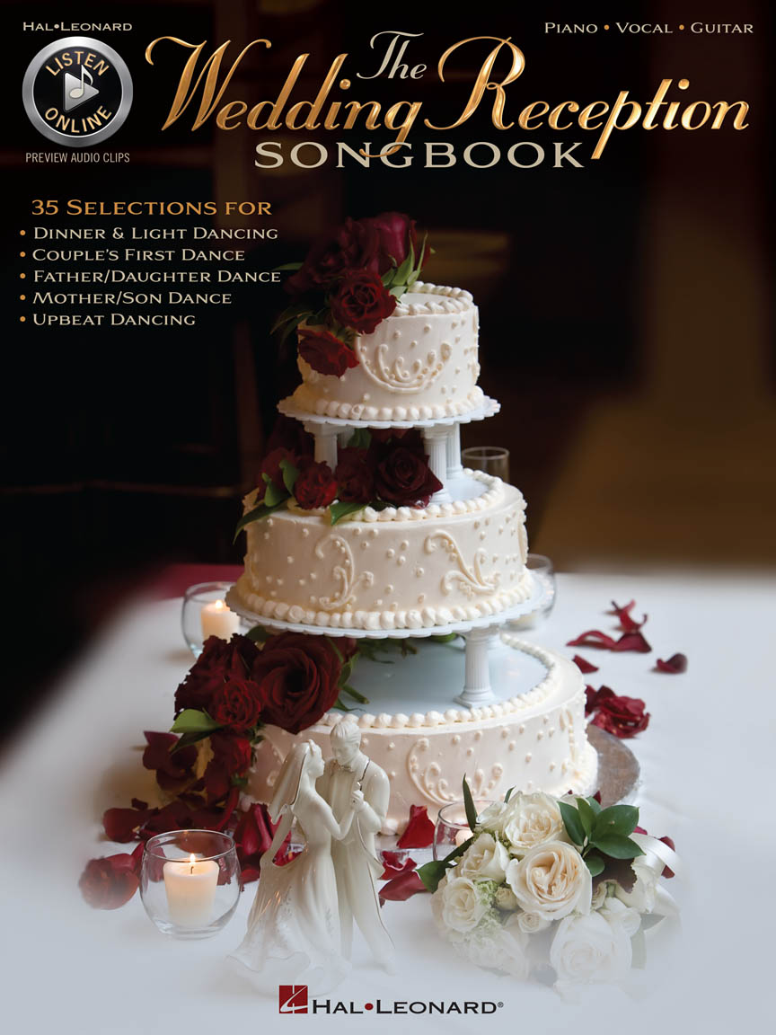 Product Cover for The Wedding Reception Songbook