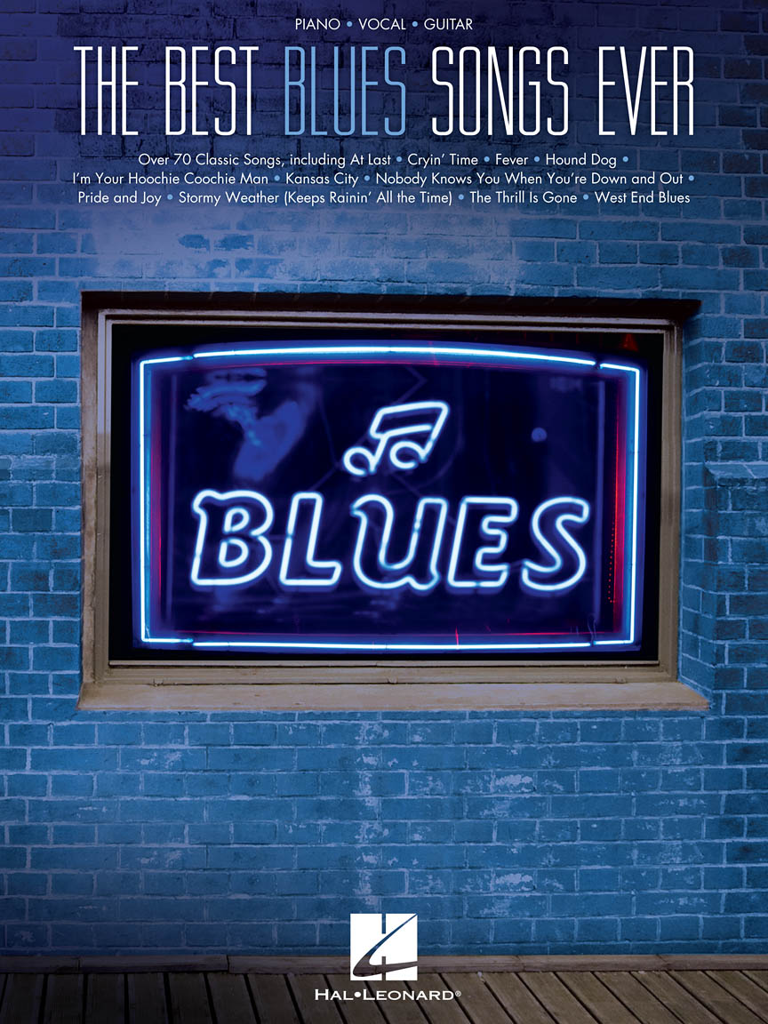 Product Cover for The Best Blues Songs Ever