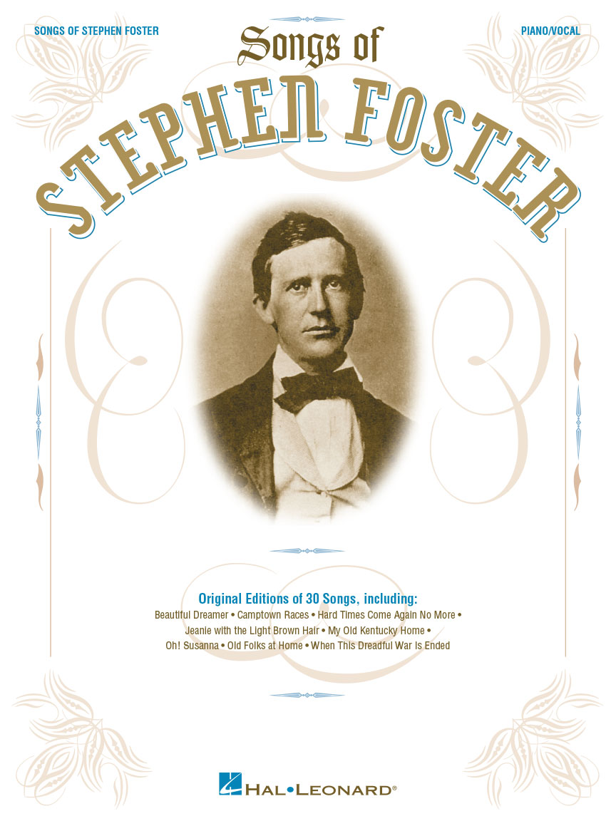 Product Cover for The Songs of Stephen Foster