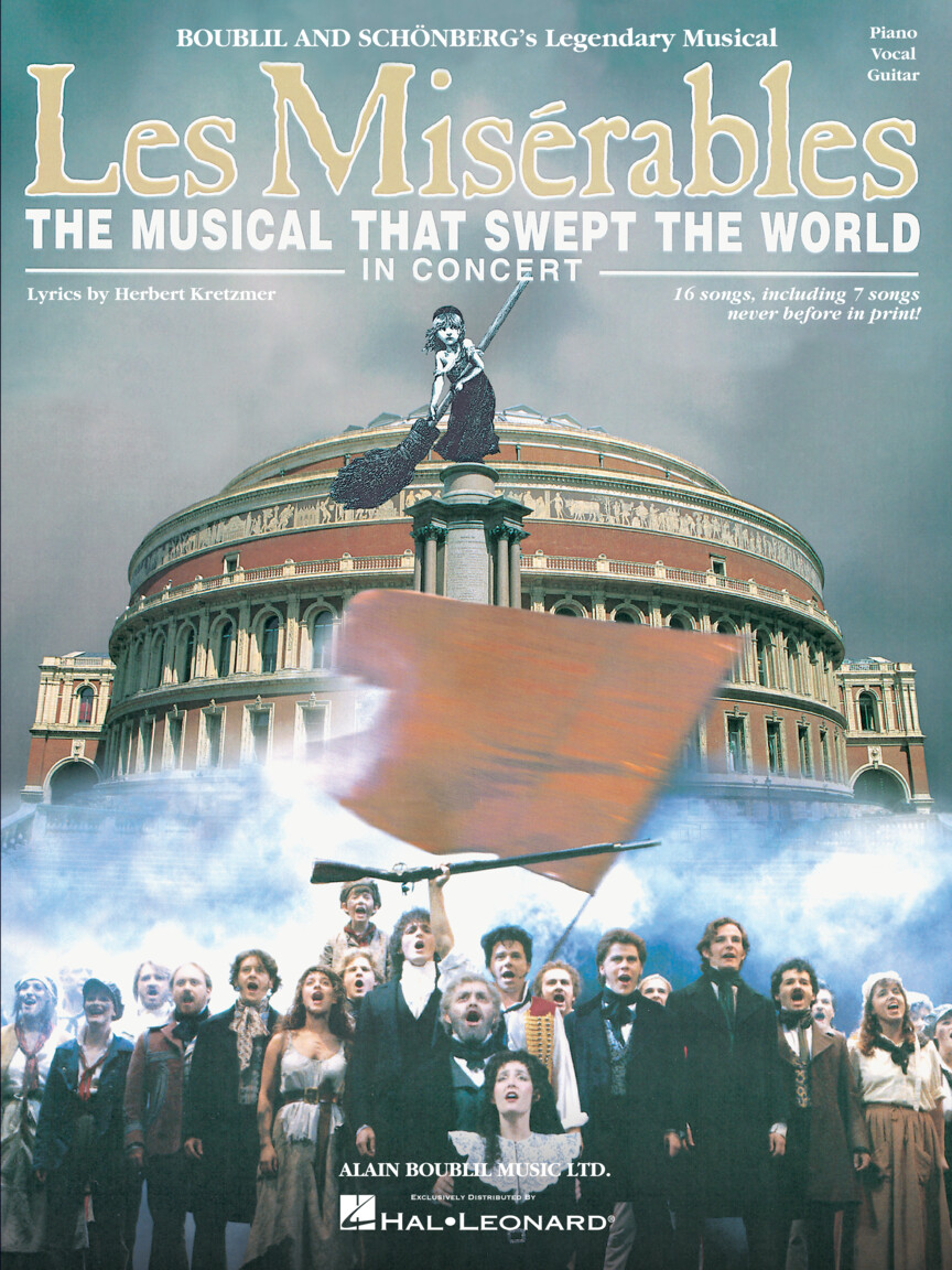 Product Cover for Les Misérables in Concert