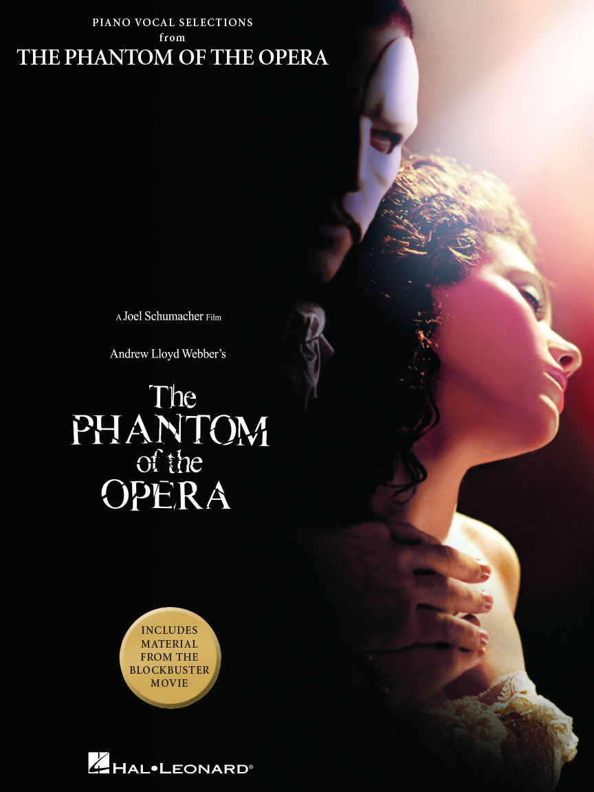 Product Cover for The Phantom of the Opera – Movie Selections
