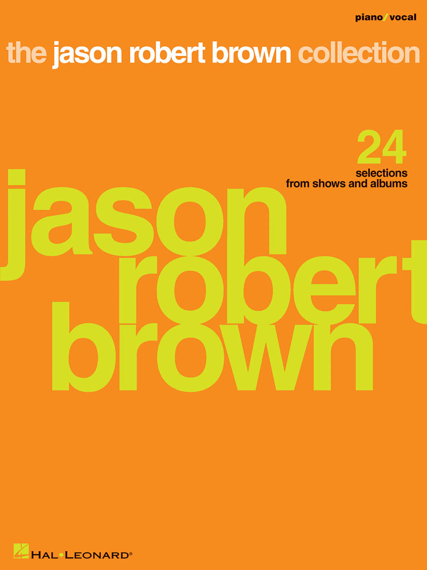 Product Cover for The Jason Robert Brown Collection