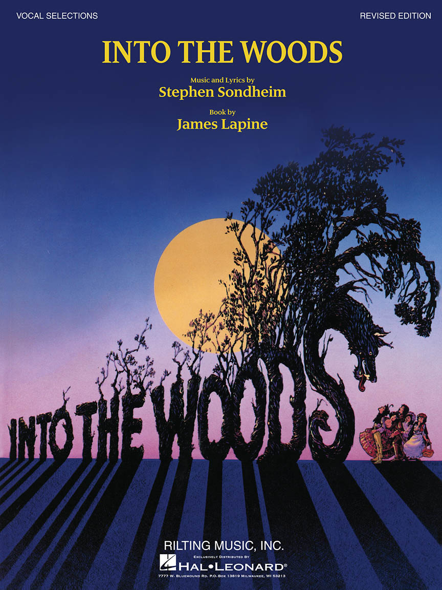 Product Cover for Into the Woods – Revised Edition