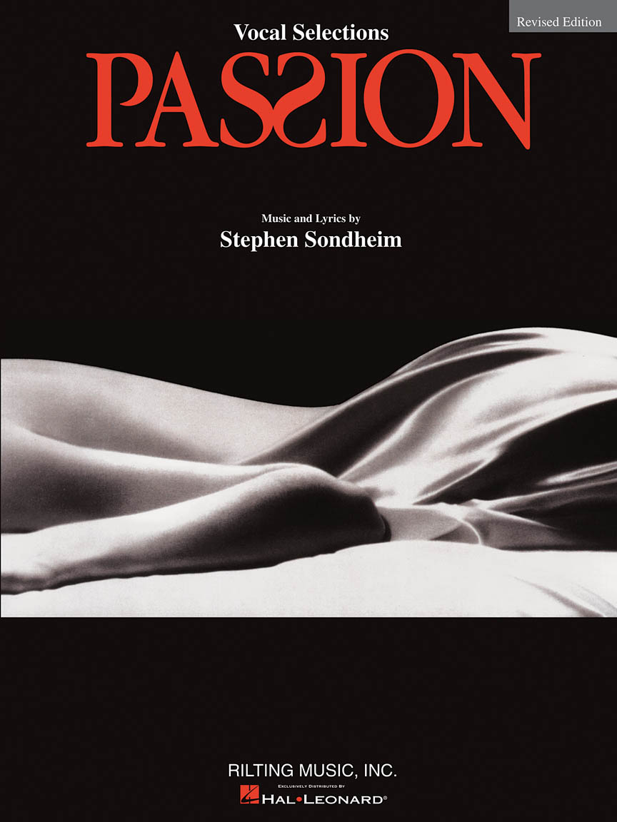 Product Cover for Stephen Sondheim – Passion – Revised Edition