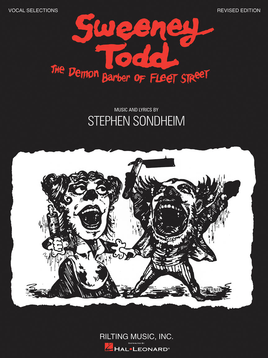 Product Cover for Sweeney Todd – Revised Edition