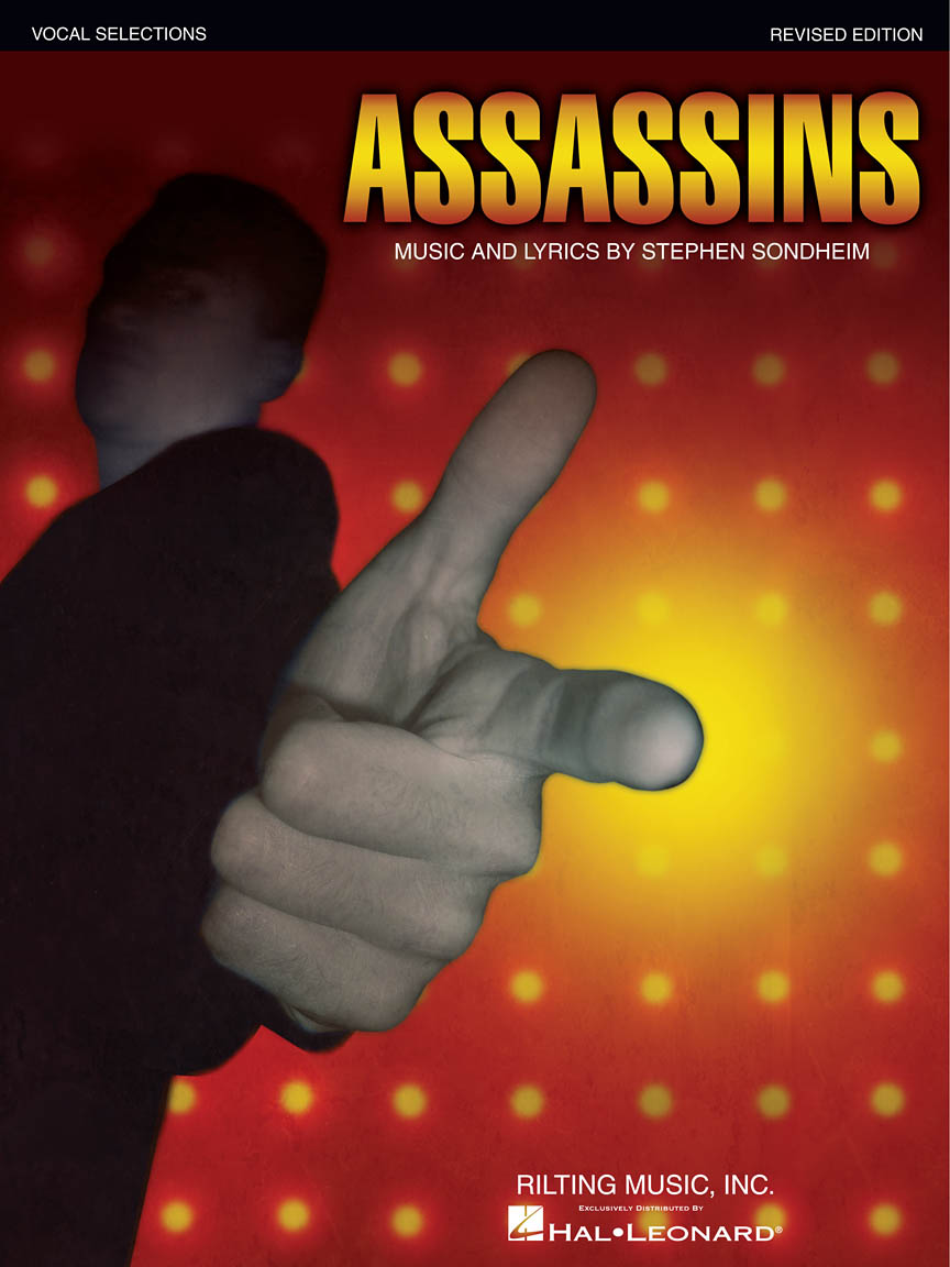 Product Cover for Stephen Sondheim – Assassins