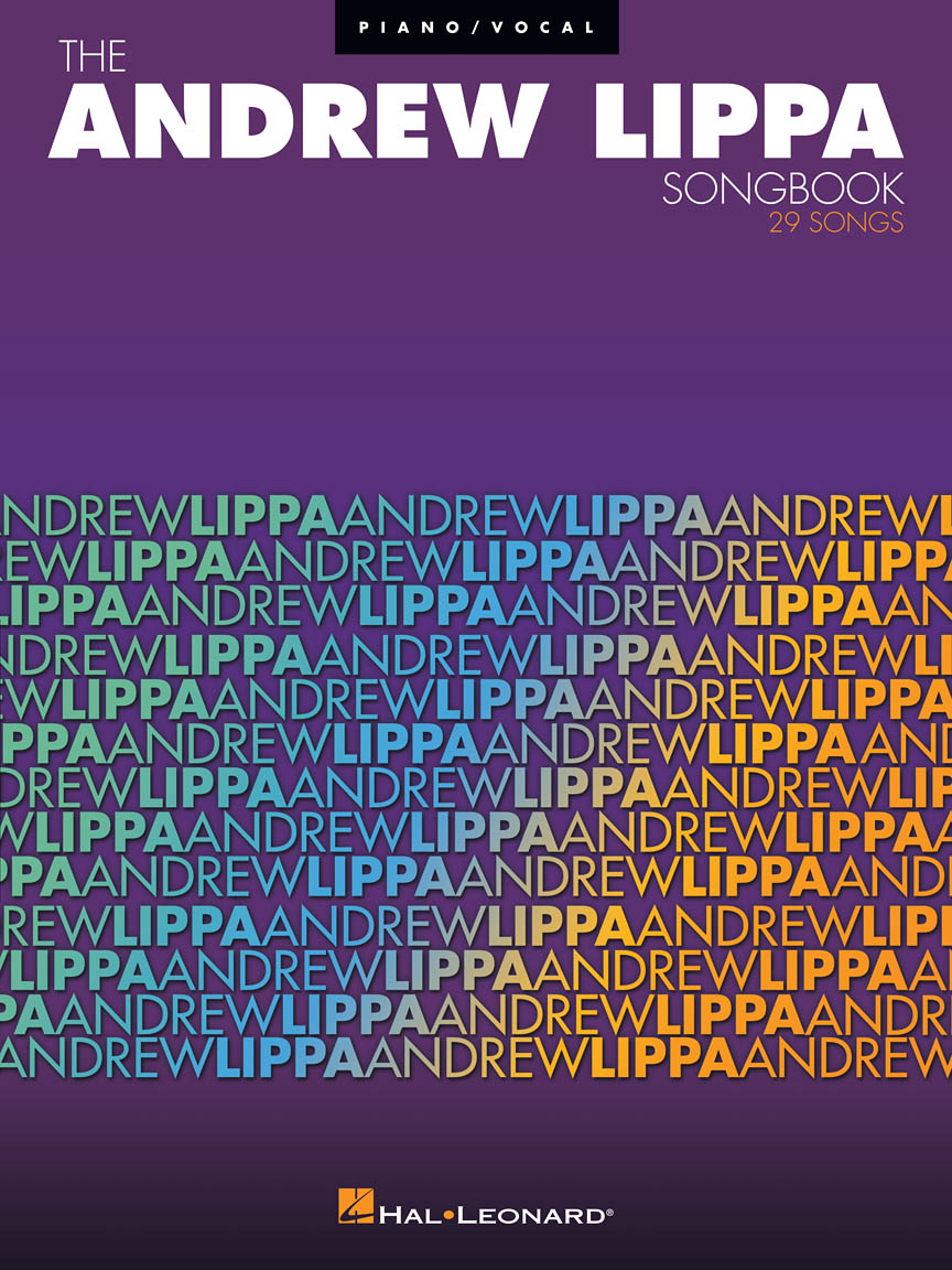 Product Cover for The Andrew Lippa Songbook