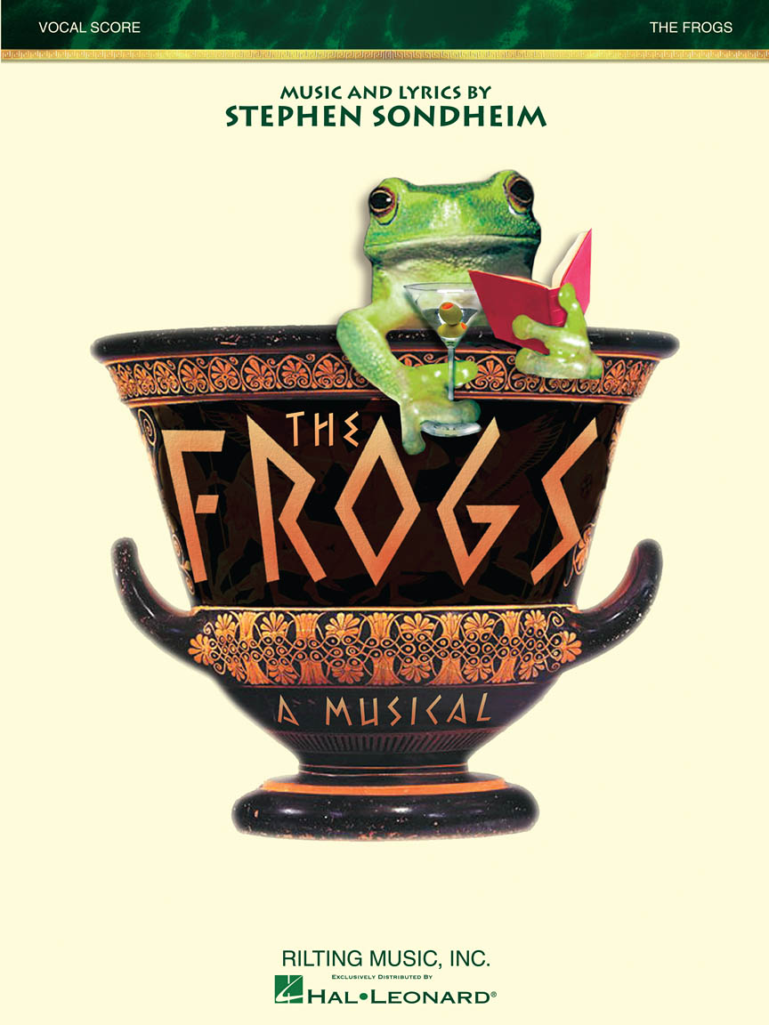 Product Cover for The Frogs