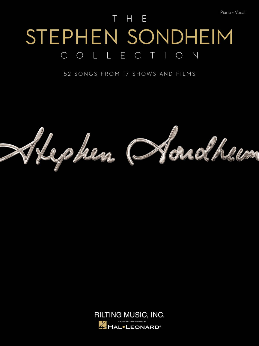 Product Cover for The Stephen Sondheim Collection