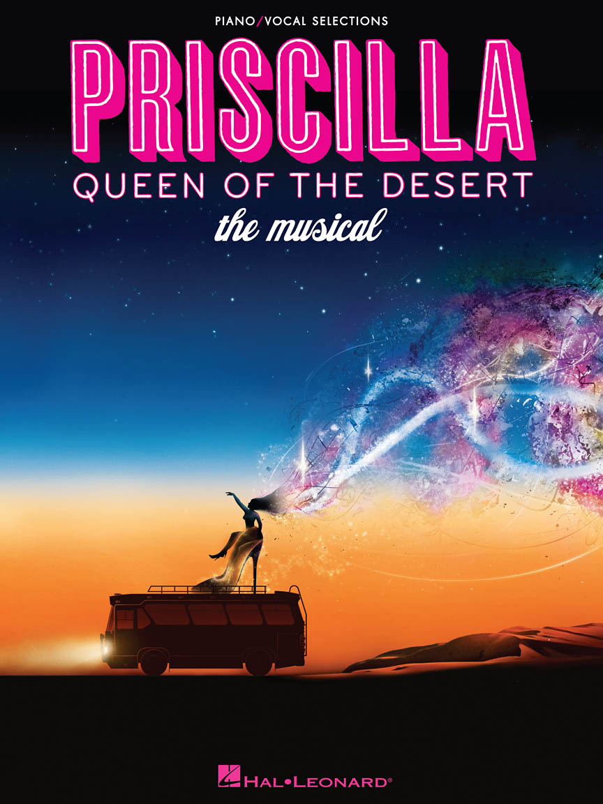 Product Cover for Priscilla, Queen of the Desert – The Musical
