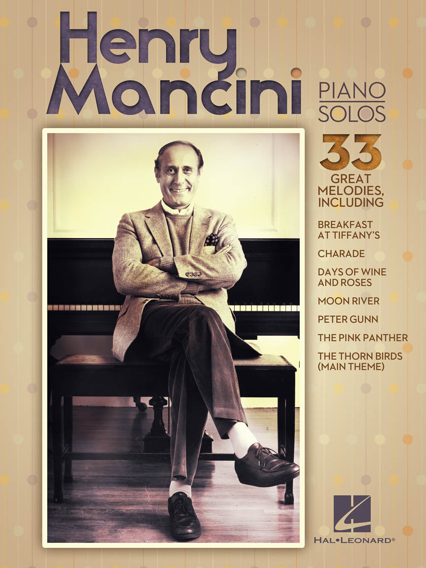 Product Cover for Henry Mancini Piano Solos