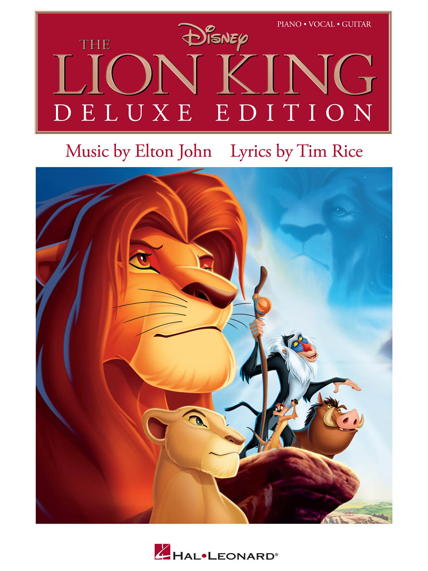 Product Cover for The Lion King – Deluxe Edition
