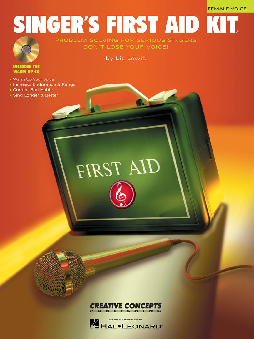 Product Cover for Singer's First Aid Kit – Female Voice