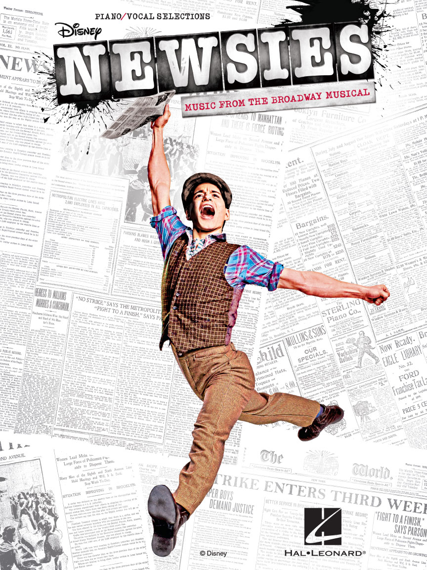 Product Cover for Newsies