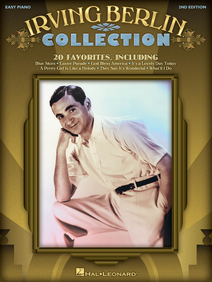 Product Cover for Irving Berlin Collection – 2nd Edition