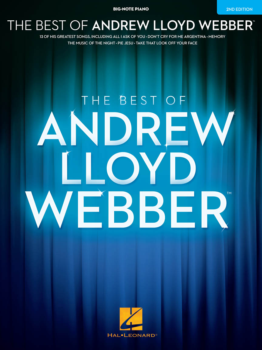 Product Cover for The Best of Andrew Lloyd Webber