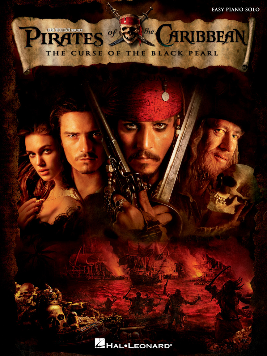 Product Cover for Pirates of the Caribbean – The Curse of the Black Pearl