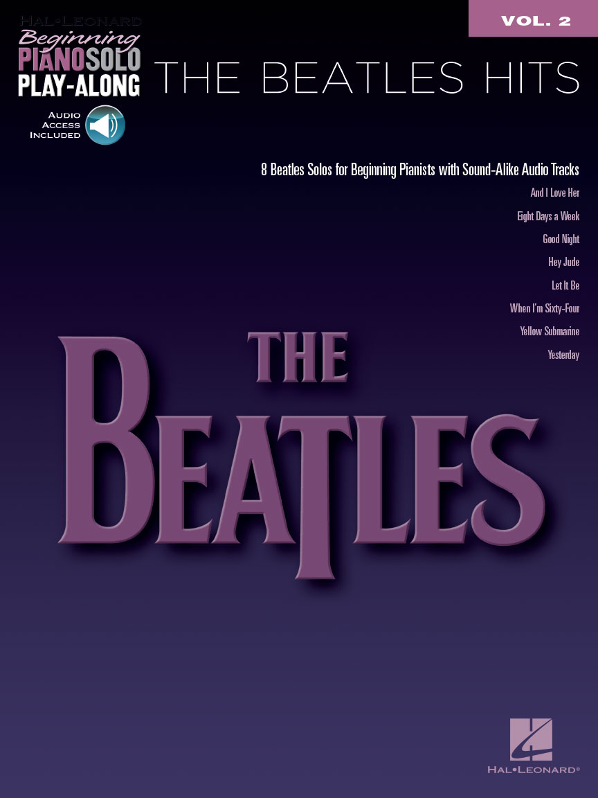 Product Cover for The Beatles Hits