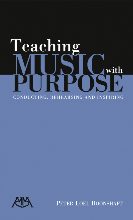 Product Cover for Teaching Music with Purpose
