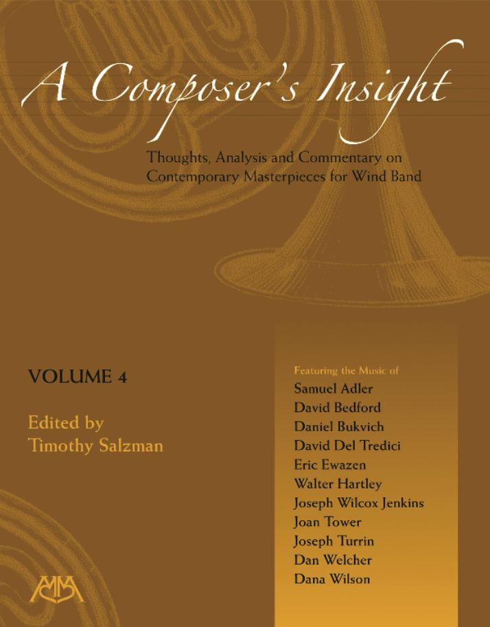 A Composer's Insight – Volume 4