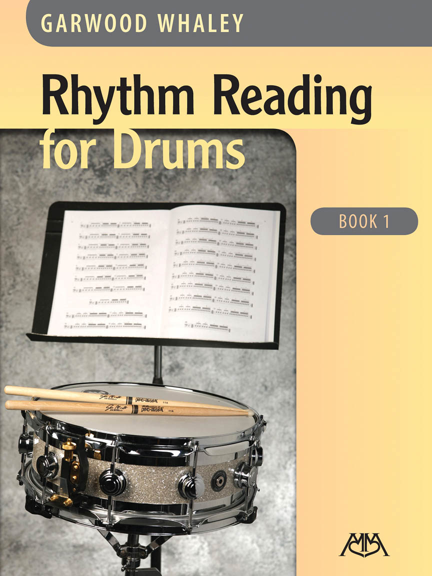 Product Cover for Rhythm Reading for Drums – Book 1