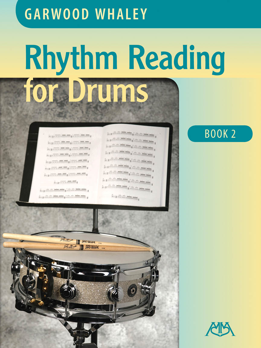 Rhythm Reading for Drums – Book 2