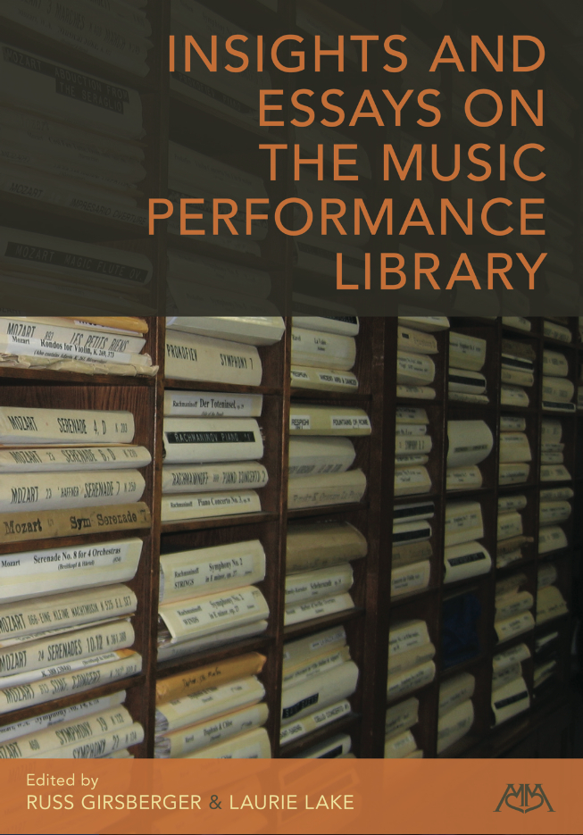 Product Cover for Insights and Essays on the Music Performance Library