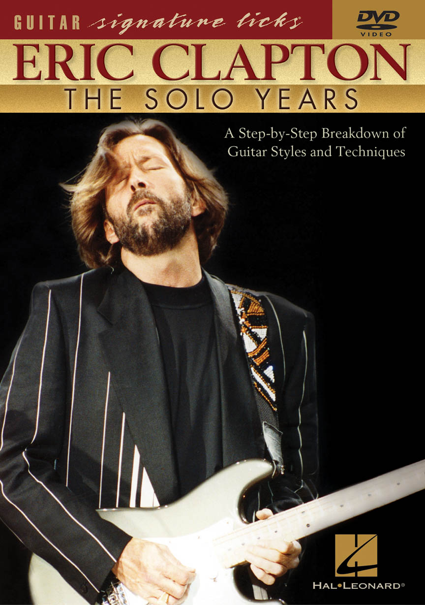 Product Cover for Eric Clapton – The Solo Years